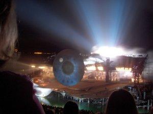 Seebühne in Bregenz: 'Tosca'